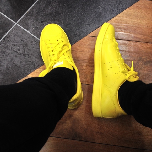 Adidas Raf Simons Stan Smith Bright